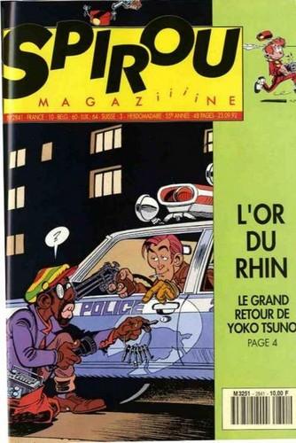 Le journal de Spirou 2841 - 2841