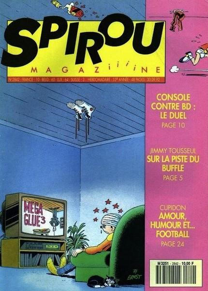 Le journal de Spirou 2842 - 2842
