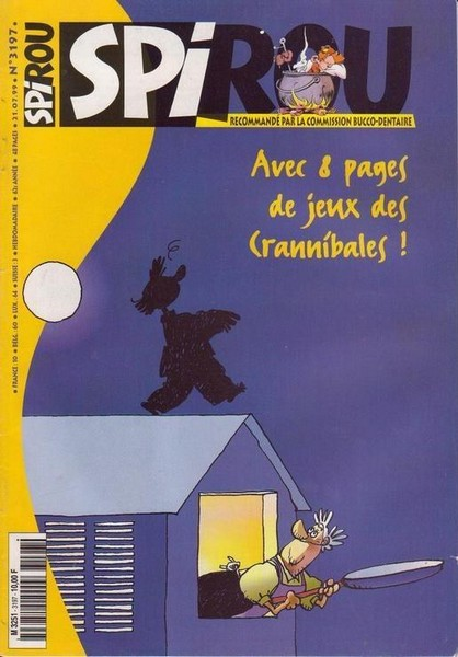 Le journal de Spirou 3197 - 3197