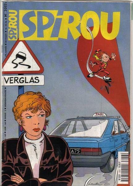 Le journal de Spirou 3053 - 3053