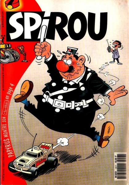 Le journal de Spirou 2917 - 2917