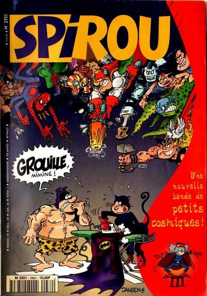 Le journal de Spirou 2931 - 2931