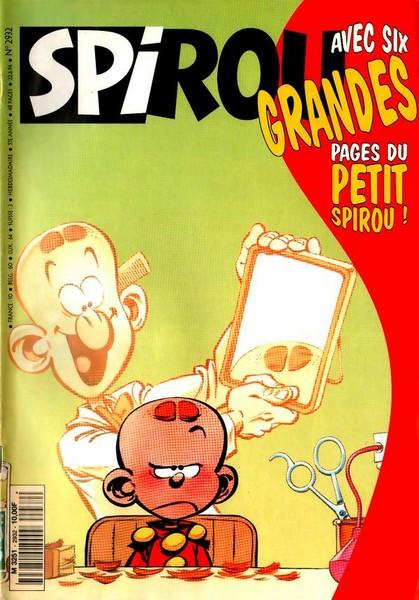 Le journal de Spirou 2932 - 2932
