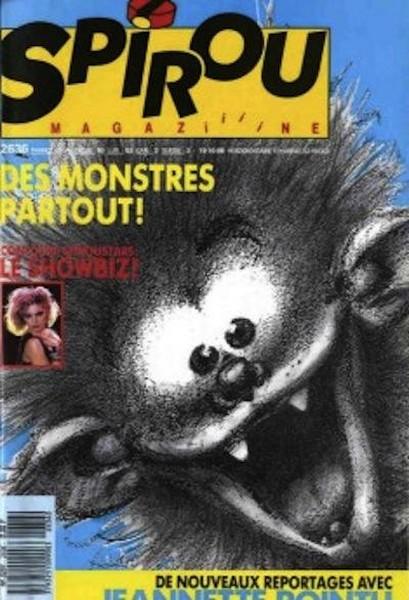 Le journal de Spirou 2636 - 2636