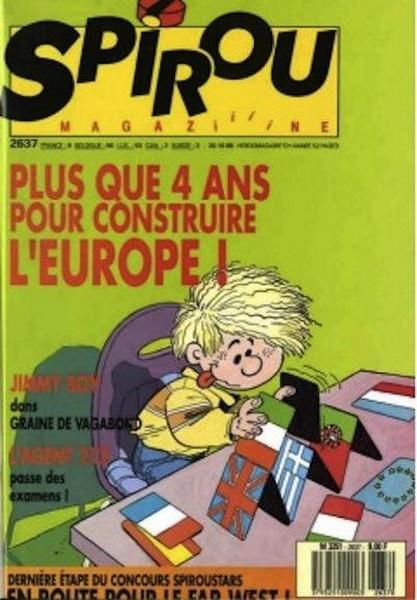 Le journal de Spirou 2637 - 2637