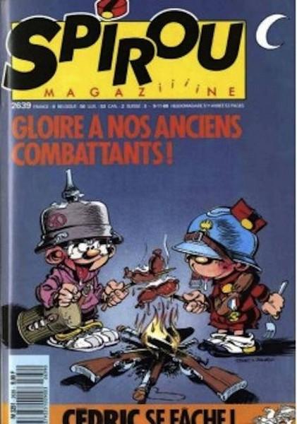 Le journal de Spirou 2639 - 2639
