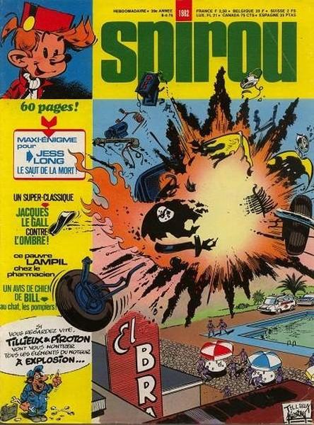 Le journal de Spirou 1982 - 1982