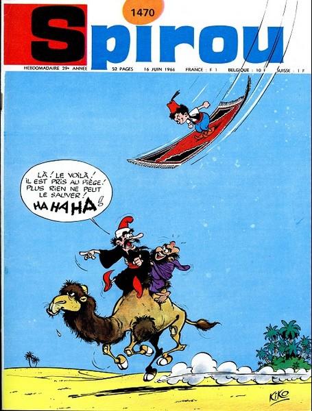 Le journal de Spirou 1470 - 1470