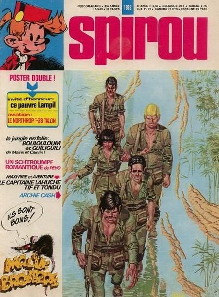 Le journal de Spirou 1992 - 1992