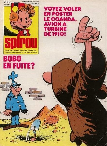 Le journal de Spirou 2085 - 2085