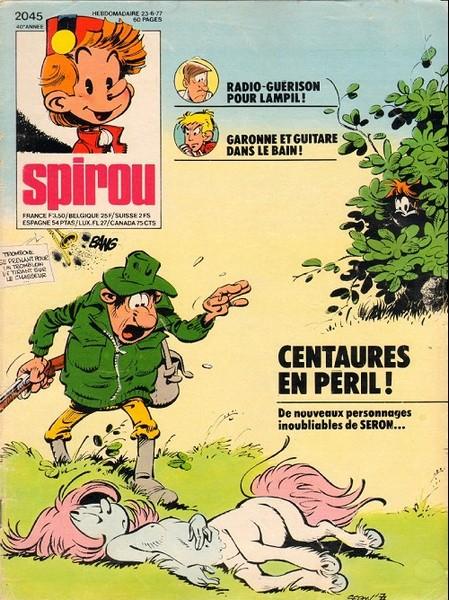 Le journal de Spirou 2045 - 2045
