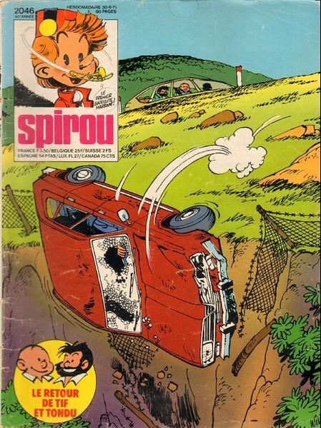 Le journal de Spirou 2046 - 2046