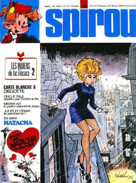 Le journal de Spirou 1839 - 1839