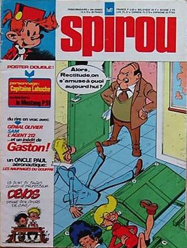 Le journal de Spirou 1987 - 1987