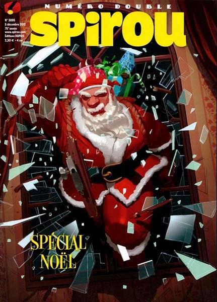 Le journal de Spirou 3895 - Spécial Noël
