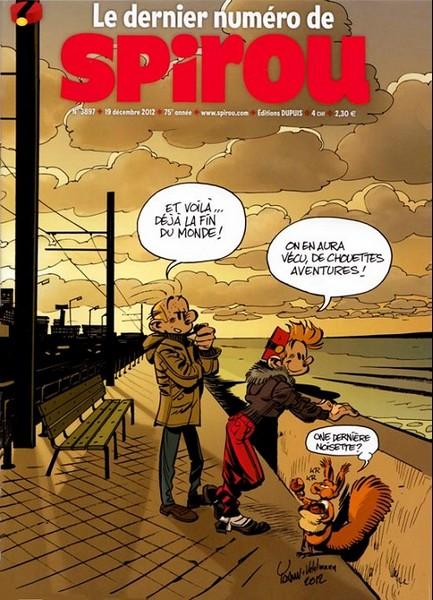 Le journal de Spirou 3897 - 3897
