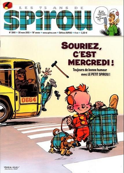 Le journal de Spirou 3910 - 3910