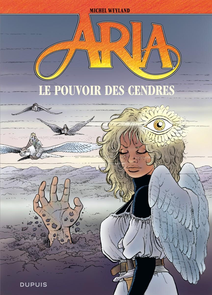 Aria 35 - Le pouvoir des cendres