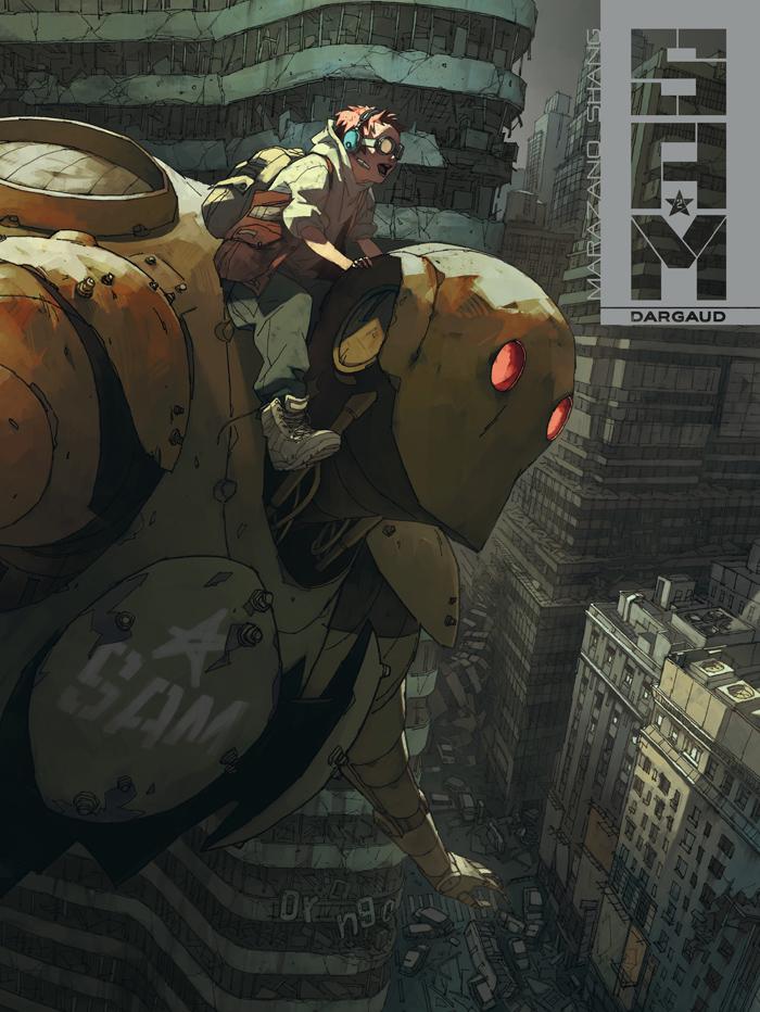 S.A.M. 2 - Chasseurs de robots