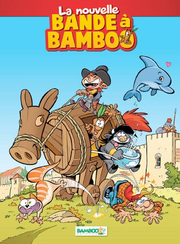 La bande à Bamboo 1 - La nouvelle bande à Bamboo
