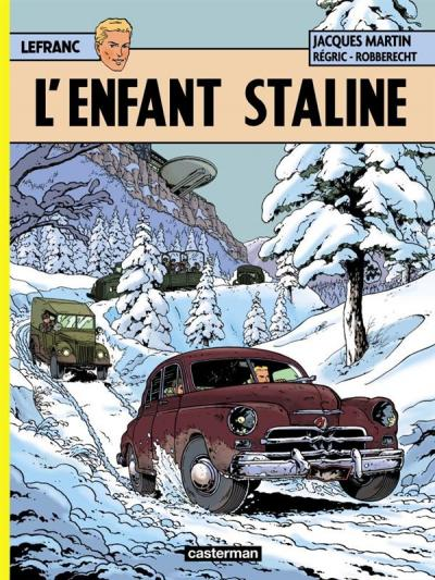 Lefranc 24 - L'enfant Staline