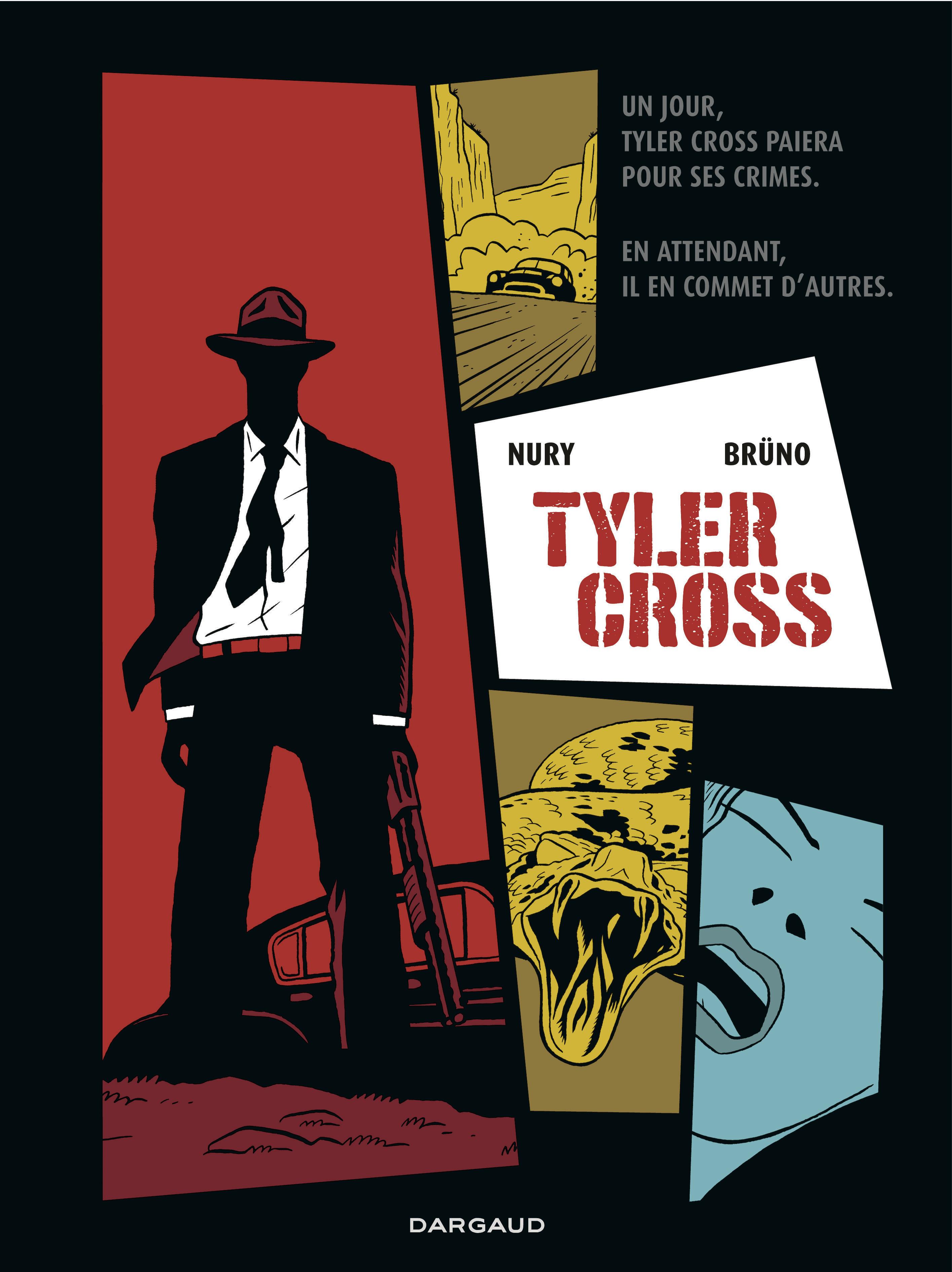 Tyler Cross 1 - Tyler Cross