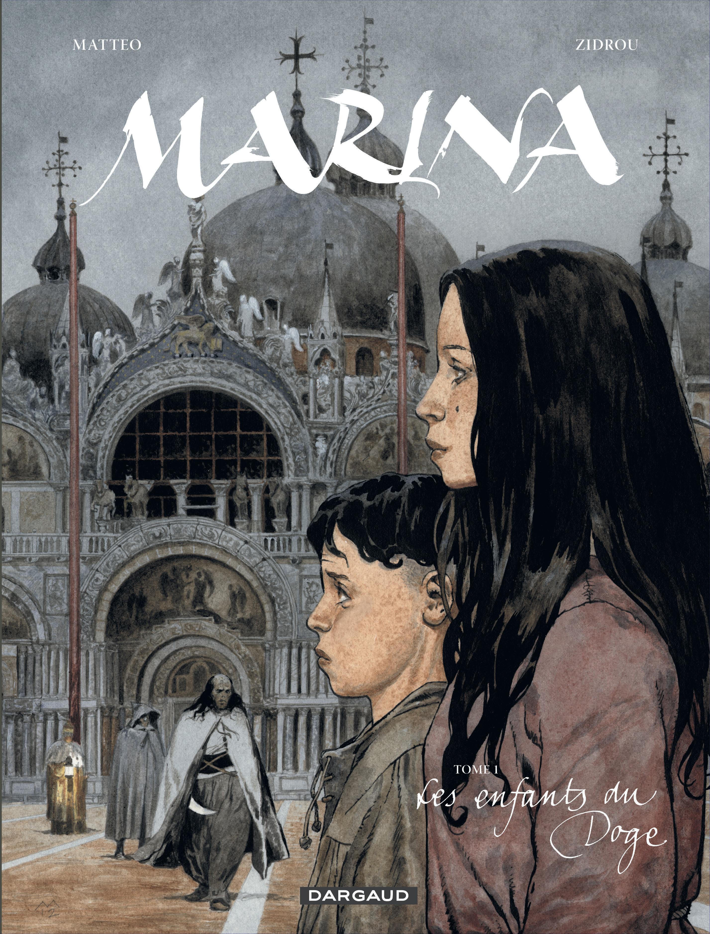 Marina 1 - Enfants du Doge (Les)