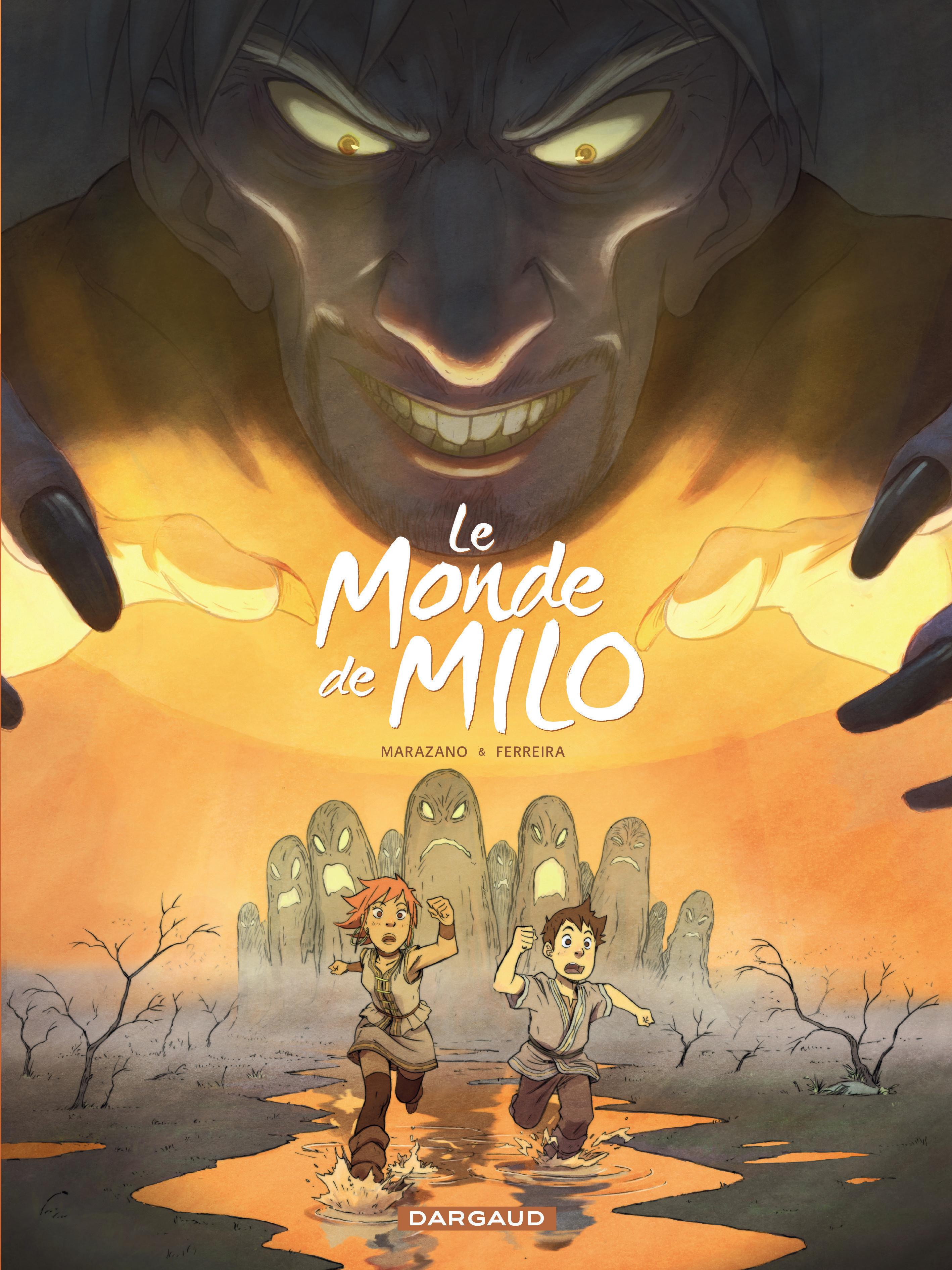 Le monde de Milo 2 - Le Monde de Milo - tome 2