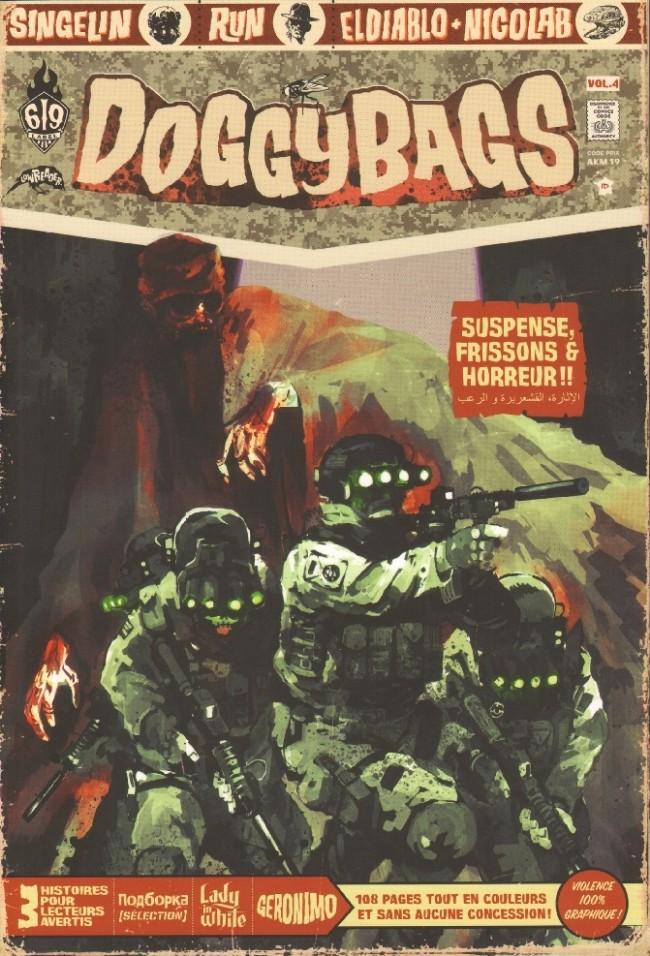 Doggybags 4 - Vous en reprendez bien un peu pour la route ?