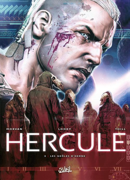 Hercule (Morvan) 2 - Les geôles d'Herne