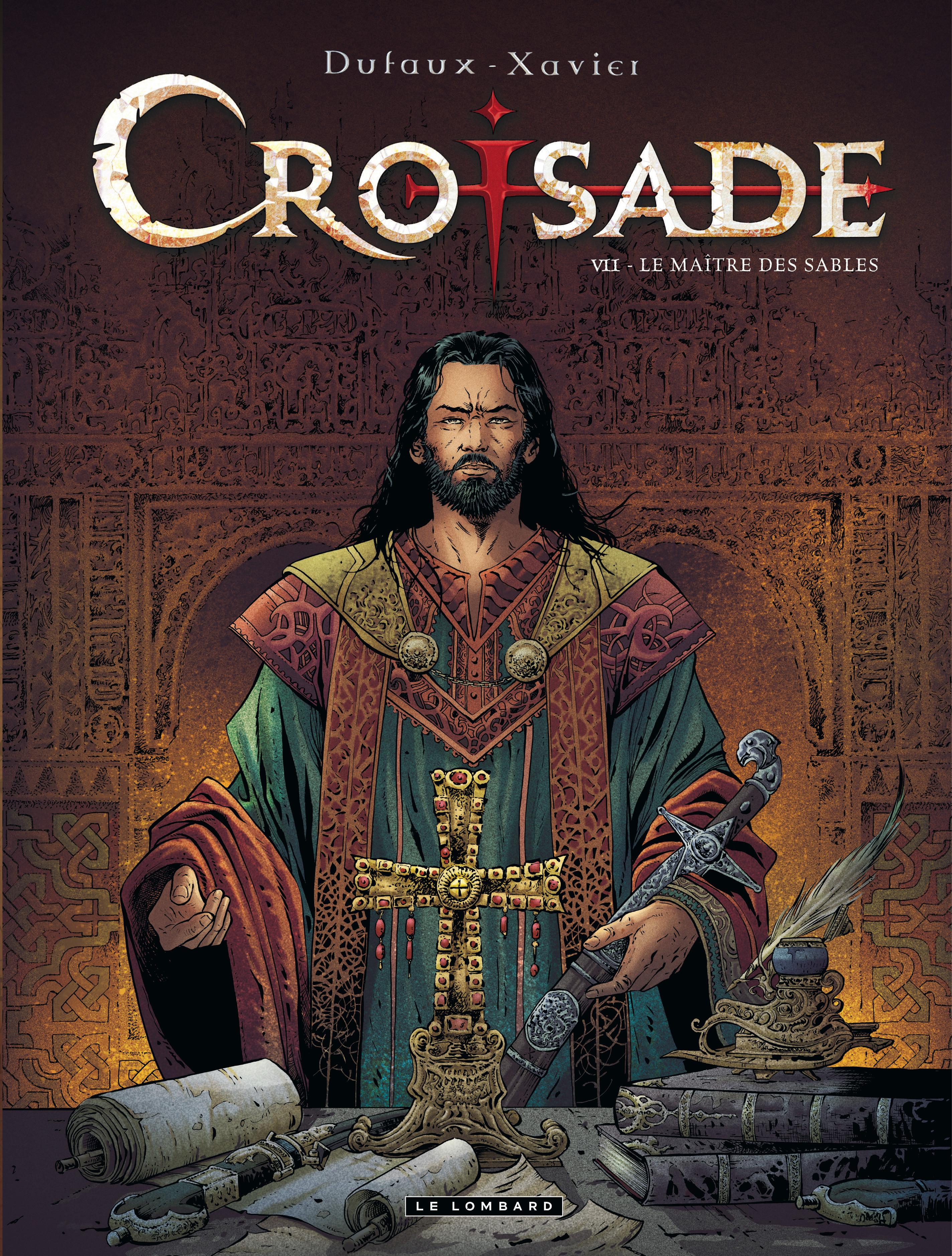 Croisade 7 - Le maître des sables