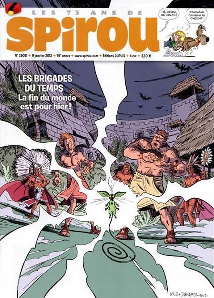 Le journal de Spirou 3900 - 3900
