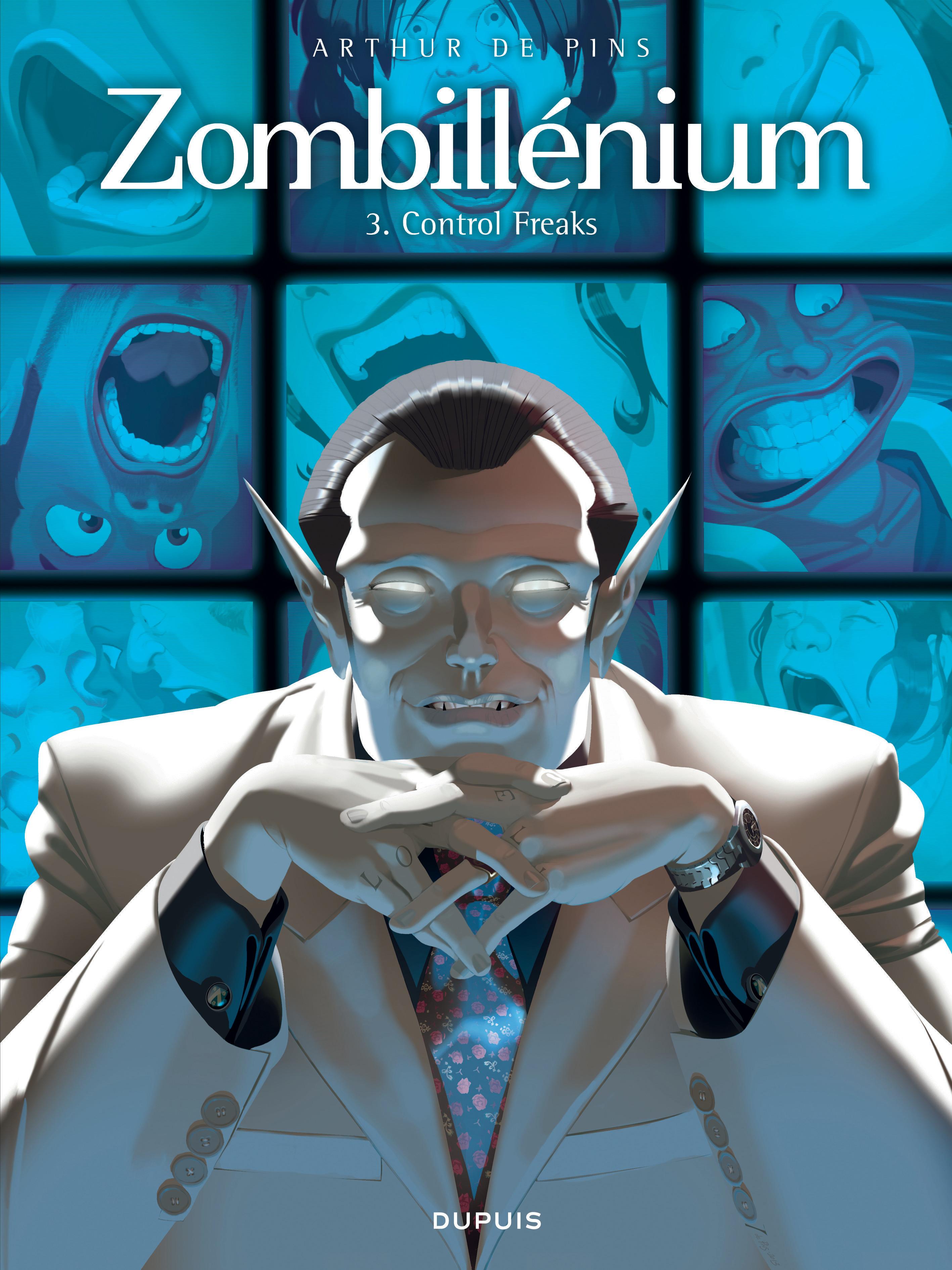 Zombillénium 3 - Control Freaks