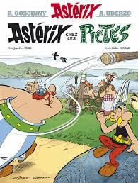 Astérix 35 - Astérix chez les Pictes