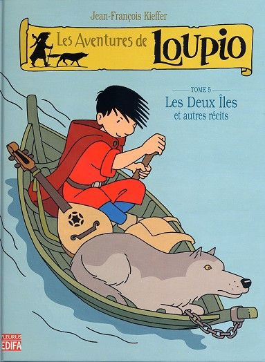Les aventures de Loupio 6 - La caverne