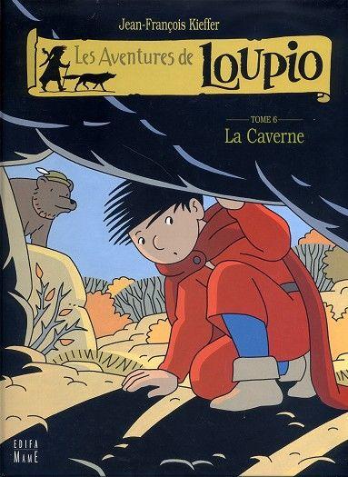 Les aventures de Loupio 7 - Les faucons et autres récits