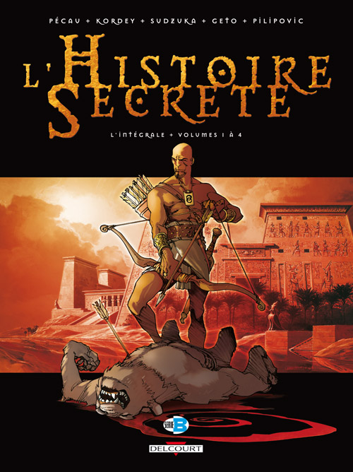 L'histoire secrète 1 - Intégrale T.1 à T.4