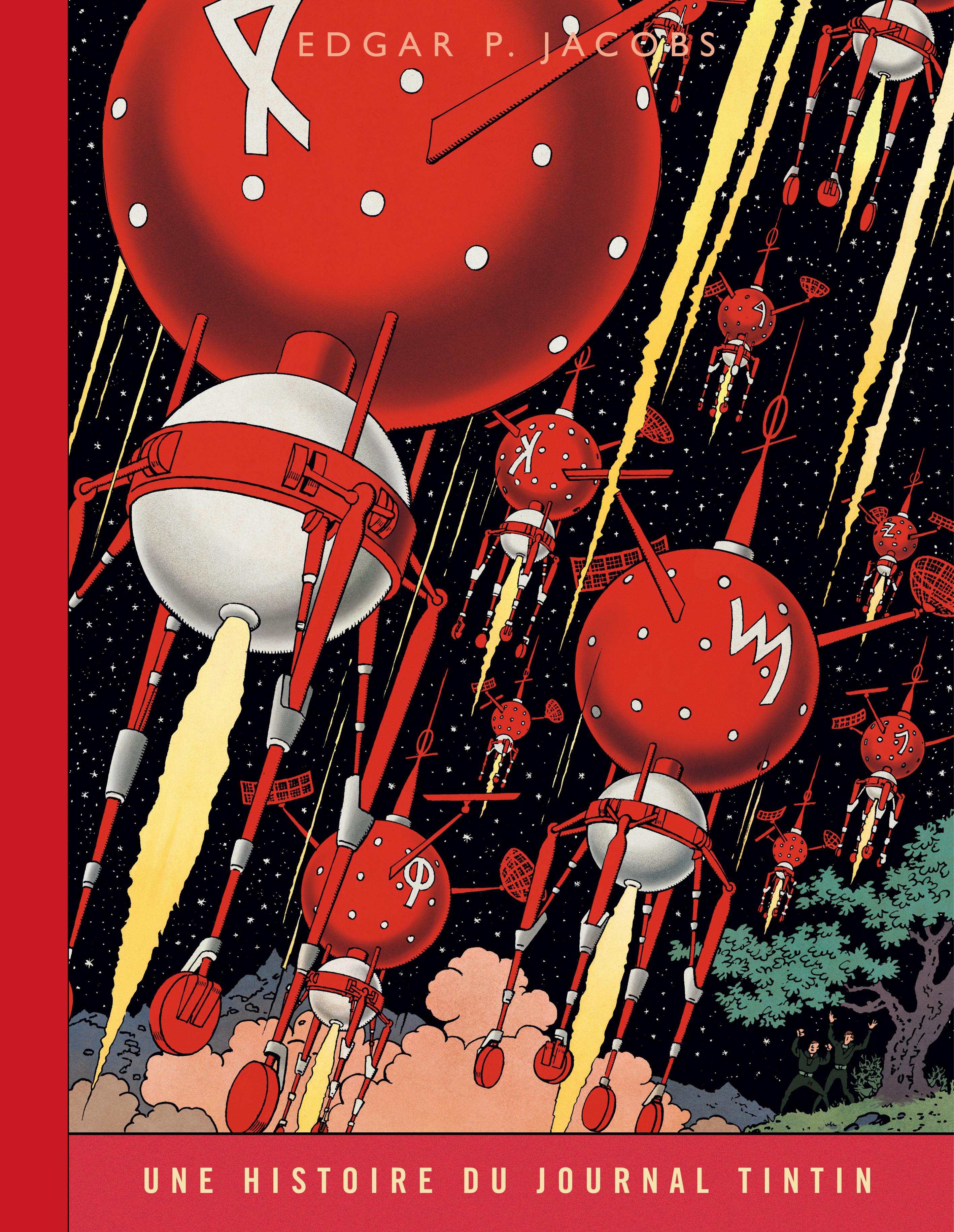 Blake et Mortimer 7 - L'énigme atlantide (version Journal Tintin)