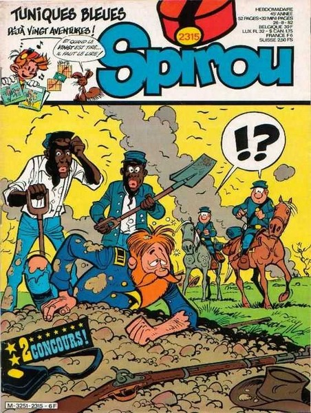 Le journal de Spirou 2315 - 2315