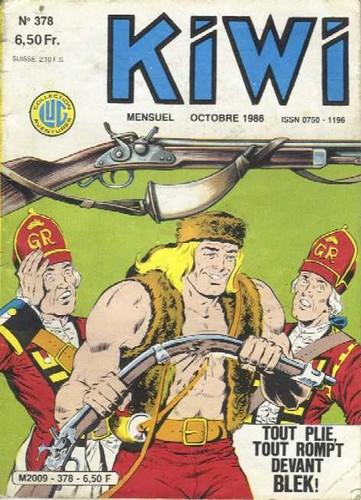 Kiwi 378 - Une solide constitution