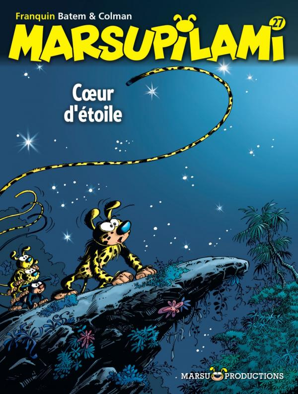 Marsupilami 27 - Coeur d'étoile