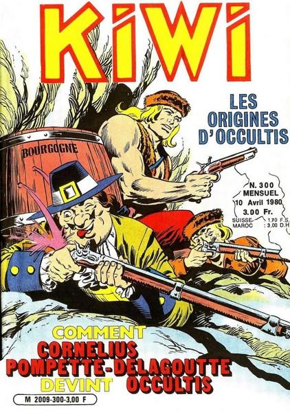 Kiwi 300 - Blek : Les origines d'Occultis