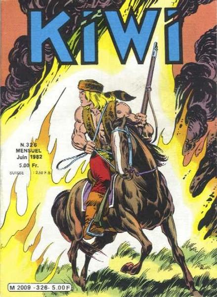 Kiwi 326 - Blek : Boutons les Homards