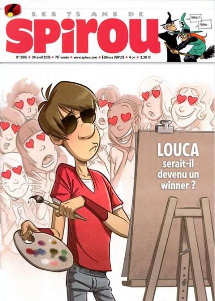 Le journal de Spirou 3915 - 3915