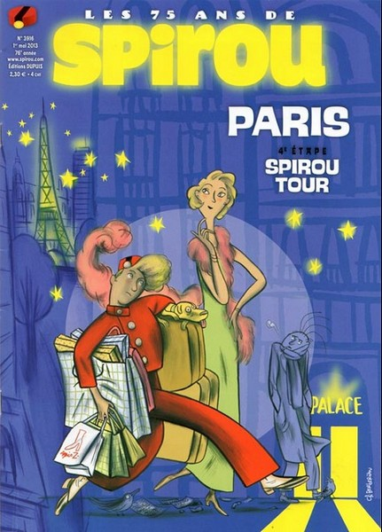 Le journal de Spirou 3916 - 3916