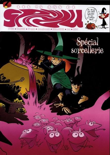 Le journal de Spirou 3918 - Spécial sorcellerie