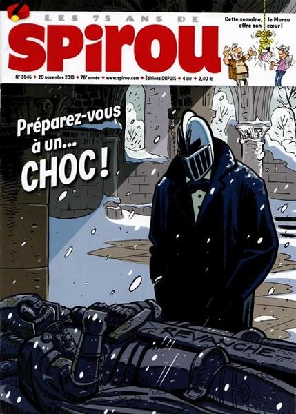 Le journal de Spirou 3945 - 3945