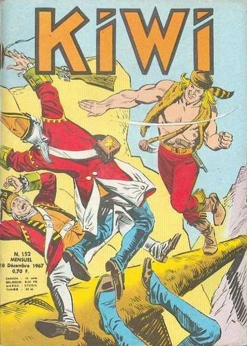 Kiwi 152 - Le Vautour