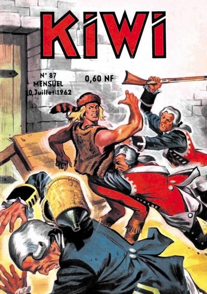 Kiwi 87 - Guerre à l'oppresseur
