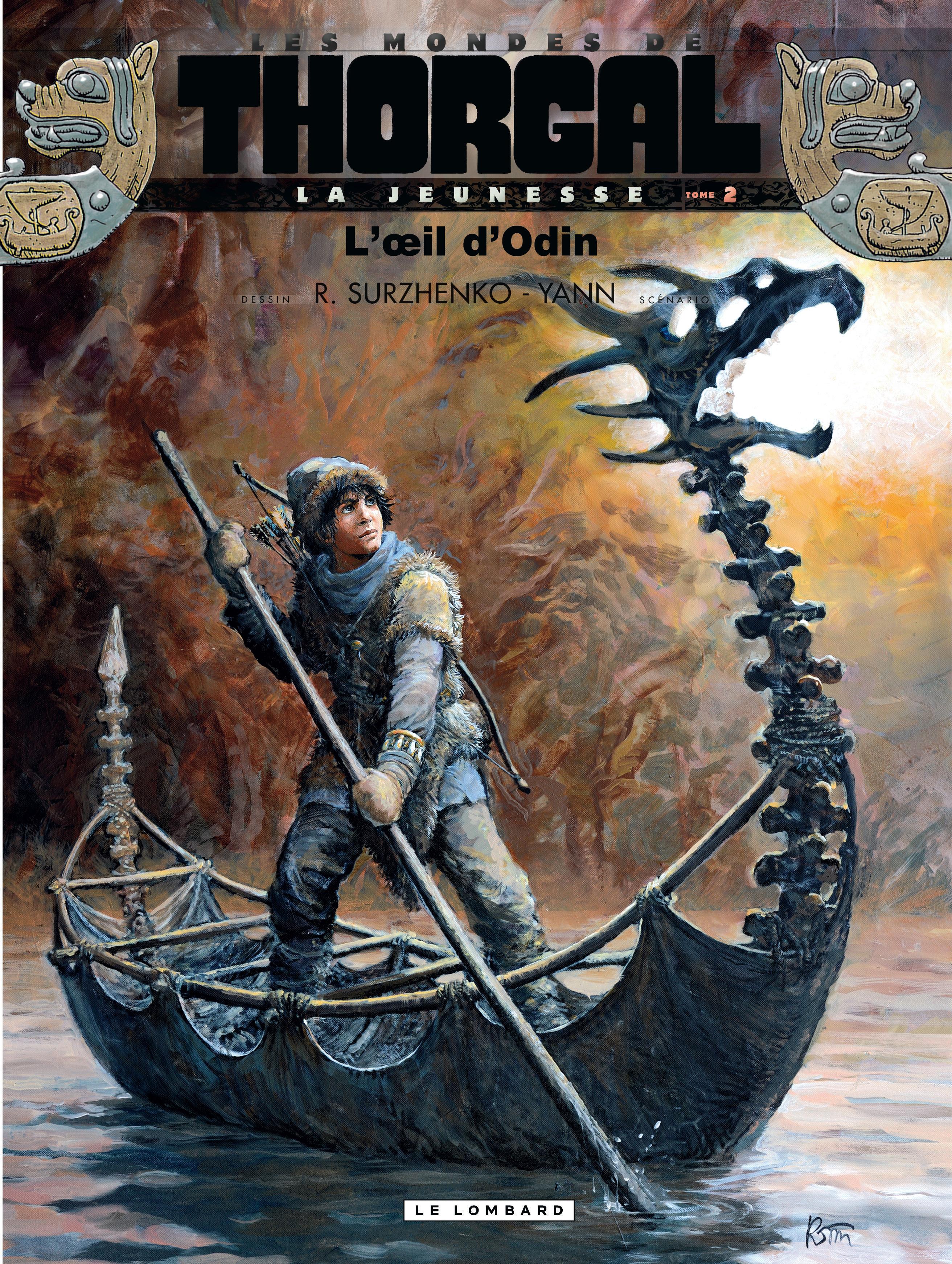 Les mondes de Thorgal - La jeunesse 2 - L'oeil d'Odin